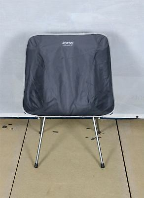 Vango Microlite Dlx Folding Chair Smoke,