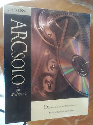 Arc Solo 2.0, Professionelle Backup Software,originalverpacktes Office Produkt Exquisite Handwerkskunst;