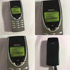 CELLULARE NOKIA 8210 GSM CLASSIC PHONE UNLOCKED SIM FREE DEBLOQUE