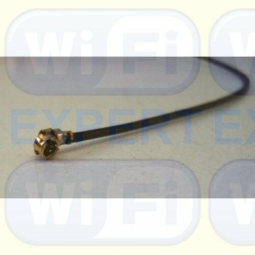 25cm 2X 1.37 U.FL Mini PCI to RP-SMA Pigtail Antenna WiFi Cable 10 Inches USA