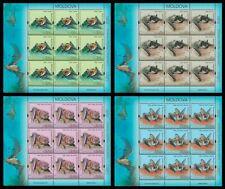 Moldova 2017 Fauna Animals Bats - MNH stamps Full sheets