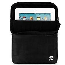 """Black 10.1"""" Tablet Shoulder Bag Messenger Carring Case For Apple iPad Pro 9.7"""""""