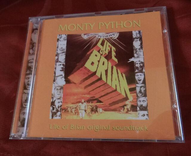 Life Of Brian Das Leben des Brian - Monty Python - OST Soundtrack Filmmusik - CD