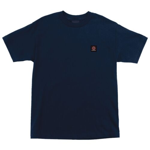Independent Trucks LABEL REGULAR Skateboard Shirt NAVY XXL