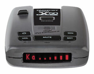 Escort Passport 8500 X50 Radar & Laser Detector with Smart cord USB (0100023-3)