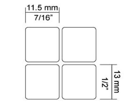 SpanishTraditional NonTransparent keyboard sticker  Black backgr Online-Welcome