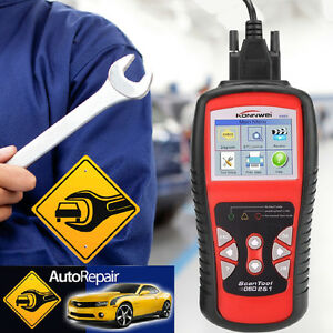 Vehicle Code Reader >> Auto Diagnostic Scan Tool Obd2 Code Scanner Car Vehicle Code Reader