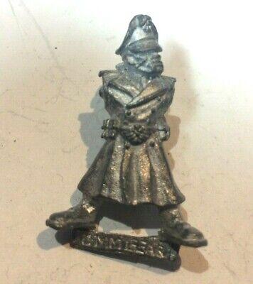 GW Citadel Warhammer 40K Rogue Trader RTO5 Imperial Army Guard Trooper Dick 1987   eBay