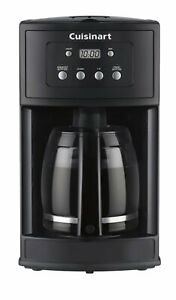 Cuisinart-12-Cup-Programmable-Coffeemaker-w-Auto-Shut-off-Black