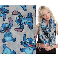 Disney Lilo & Stitch Hawaii Alien Exp. 626 Infinity Lightweight Neck Scarf