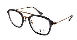 8a13ddc6d0 RAY BAN RB 7098 RB7098 5633 Gray Eyeglasses Frame Eyewear 48-21-145 ...
