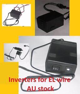 inverters for el wires, 9v 12v 24v, choose for what length of el generator transfer switch wiring schematic 12v el wire inverter schematic #50