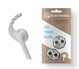 Earhoox-2-0-for-EarPods-amp-AirPods-iPhone-iPad-White-Black-Blue