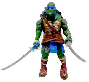 Teenage Mutant Ninja Turtles Movie Tmnt 5 Leonardo Toy Figure
