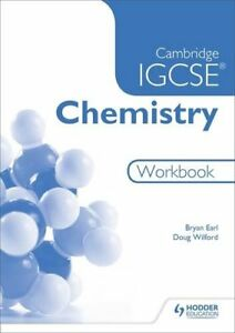 Cambridge-Igcse-Chemistry-New-Paperback-Book-Bryan-Earl-Doug-Wilford