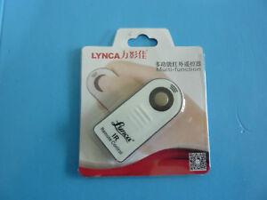 Disparador-remoto-universal-infrarojos-Linka-IR-30-para-Pentax-Canon-Nikon-Sony