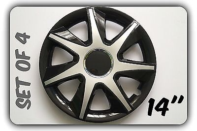"FREE GIFT #E C-MAX SET OF 4 15/"" WHEEL TRIMS TO FIT FORD FOCUS"