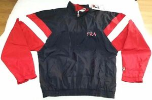 fila 1 4 zip. image is loading fila-1-4-034-zip-pullover-jacket-men- fila 1 4 zip p