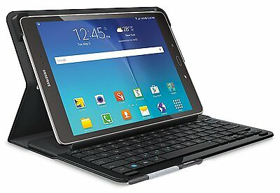 "Logitech Type-S Wireless Keyboard Folio Case Samsung Galaxy Tab A 9.7"" SM-T550"