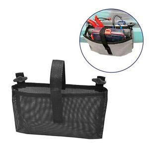 Details about  /Kayak Mesh Bag 23x13cm Boat Fishing Storage Pouch Beer Organizer Accessories