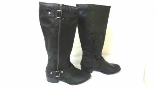 New  SO Womens Delta Tall Boots-Style 66551-Black 151O