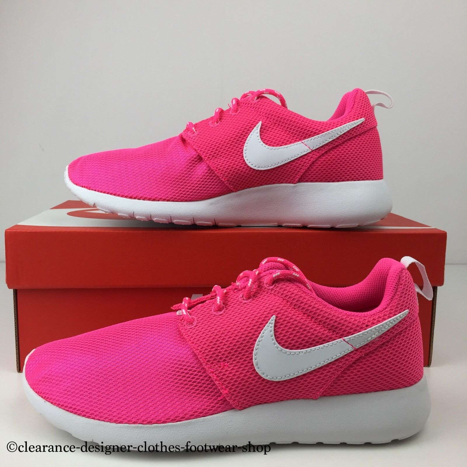 Nike Roshe uno Gs formadores ROSHERUN para correr roshe Niñas Para Mujer Zapatos del Reino Unido 5
