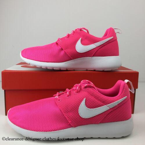 £ Gs Rosherun Roshe 75 Femmes Nike 5 Rrp Chaussures Run Filles Baskets One Uk 7xBwR6H