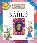 Frida Kahlo (Revised Edition) by Mike Venezia (Paperback / softback, 2015)