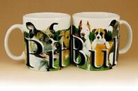 Americaware Pmpbt01 18oz. Pit Bull Mug, New, Free Shipping on Sale