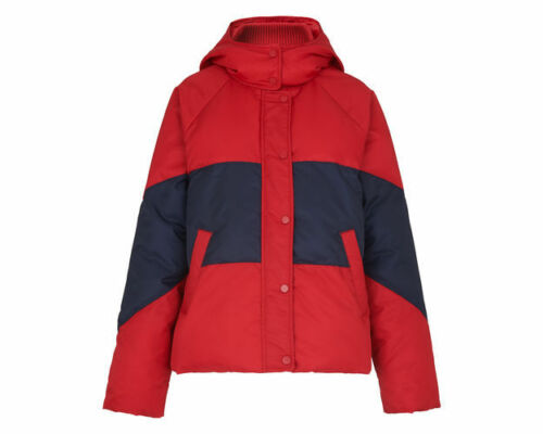 £ Jacket Oversized Whistles Puffer Iva 149 Casual Colorblock xwqcZSpO6