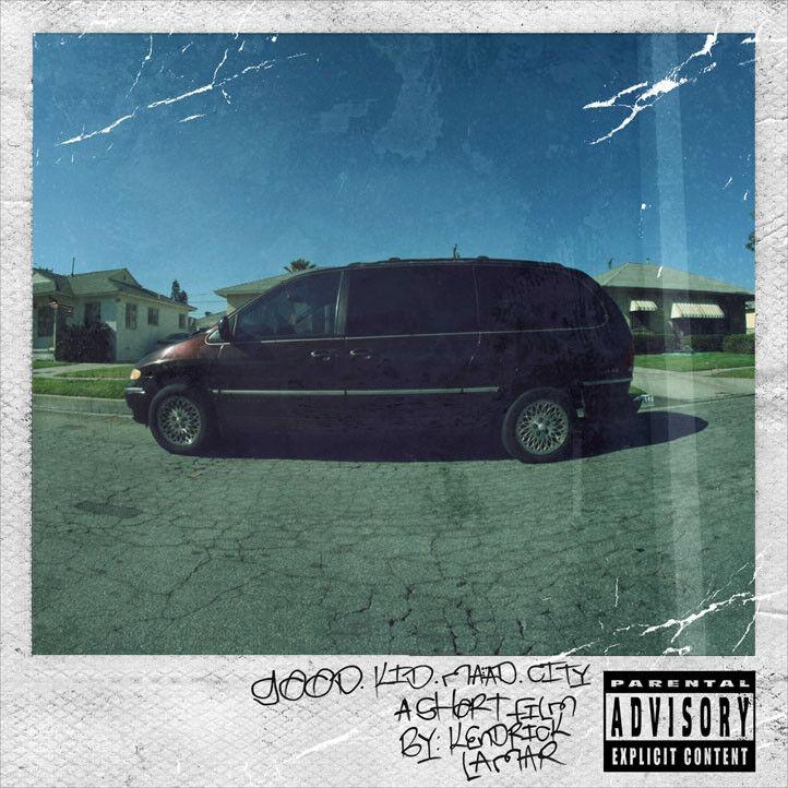 B-54 Kendrick Lamar good kid m.A.A.d city Hip Hop Album Poster Hot Print