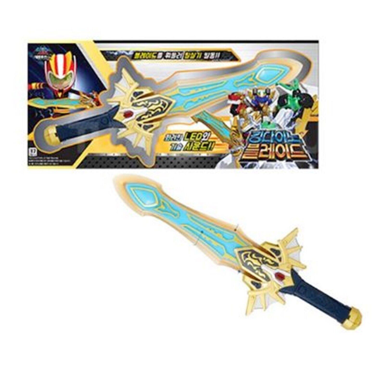 Dino Core Evolution 2 re DINO BLADE with LED suono Sword dinocore bambini giocattolo
