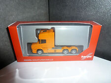 Herpa LKW Scania Hauber Topl//Aerop SZM 3-achs orange 151726-006