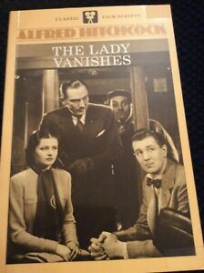 The-Lady-Vanishes-Film-Script-Alfred-Hitchcock-Launder-and-Gilliat