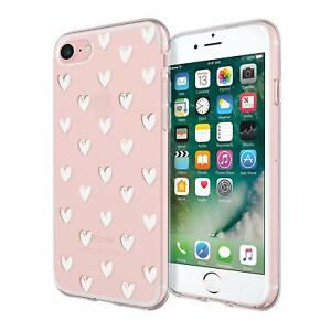 Incipio-Glam-Series-Case-For-iPhone-8-7-Scratch-Resistant-Lovestruck