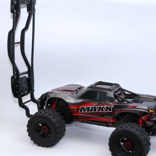 Metal Body Shell Protective Frame For 1//10 Traxxas MAXX RC Crawler Car Roll Cage