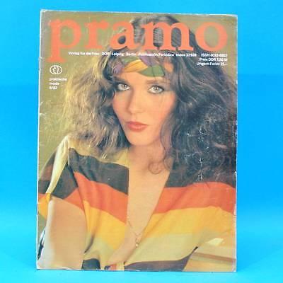Pramo 6/1982 Praktische Mode Schnittmuster O Strandmode Urlaubsmode Wäschestil Modische Und Attraktive Pakete