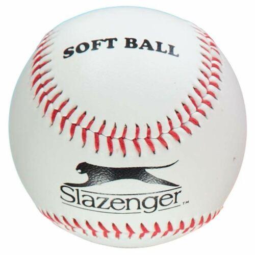 Slazenger Enfants En bois Batte Set Junior Baseball Softball