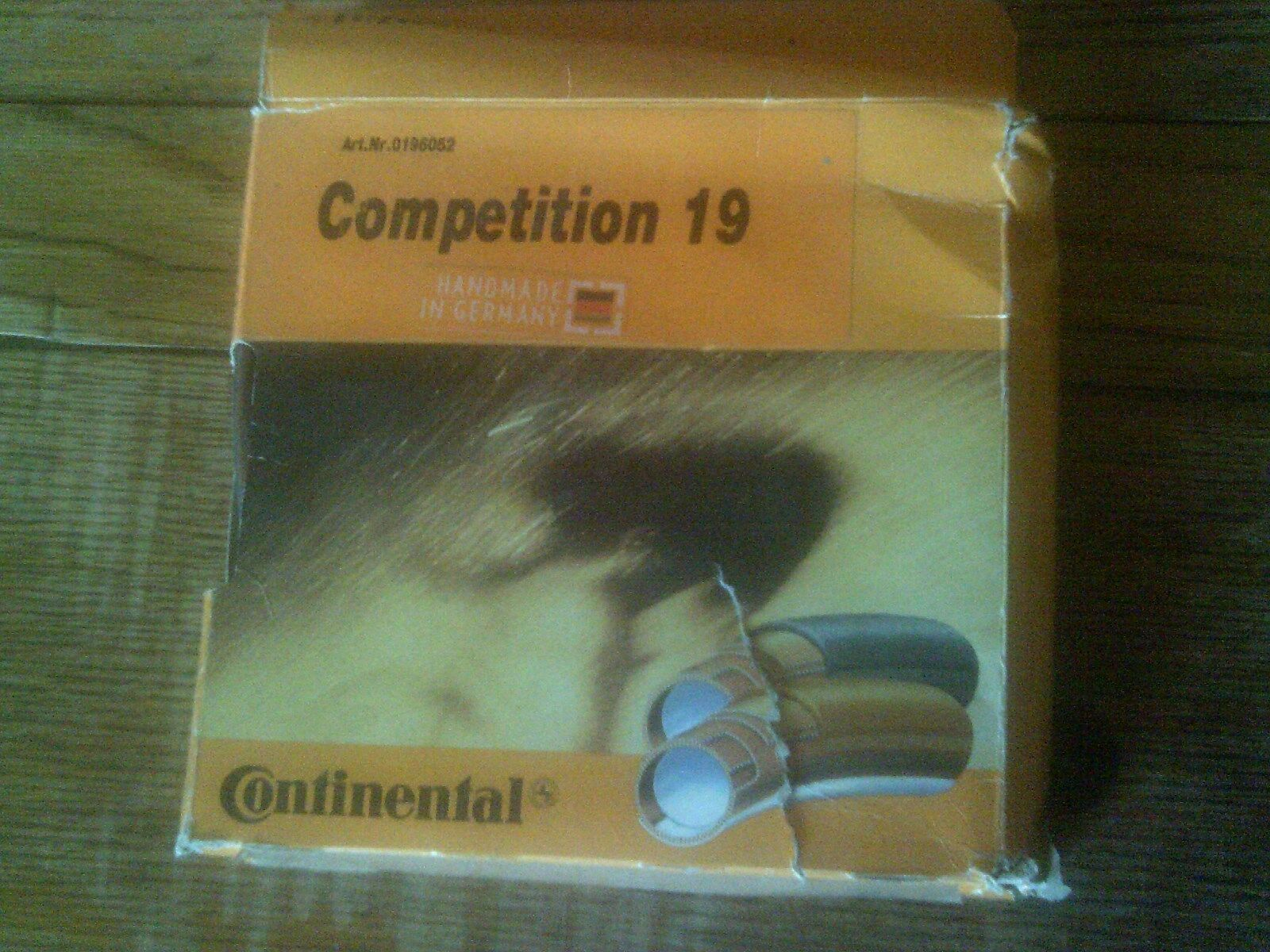 1 x CONTINENTAL COMPETITION 19, 26 x 3 4, 26  x 19mm TUBULAR TYRE, SEW-UP