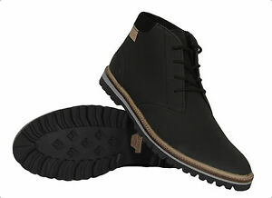 2da6701d6 Image is loading Lacoste-Montbard-Chukka-SRM-Leather-Sneaker-Shoe-Black-