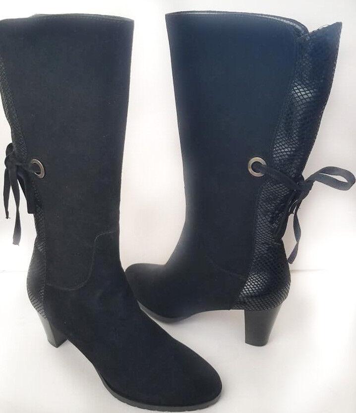 Envio gratis en todas las ordenes Nuevas botas para mujer italiano Sauro Talle 9.5-10 EE. UU. UU. UU.  venta