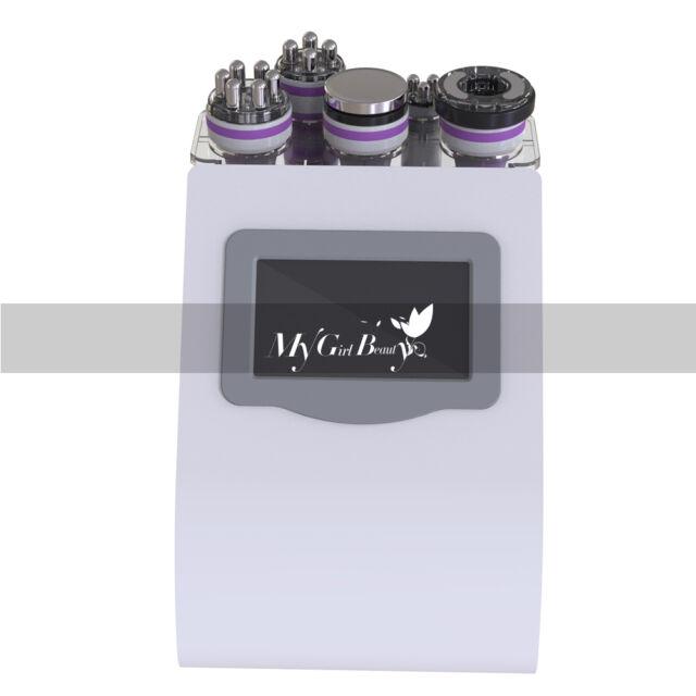 5in1 Cavitation Ultrasonic RF Radio Frequency Vacuum Cellulite Beauty Machine SP