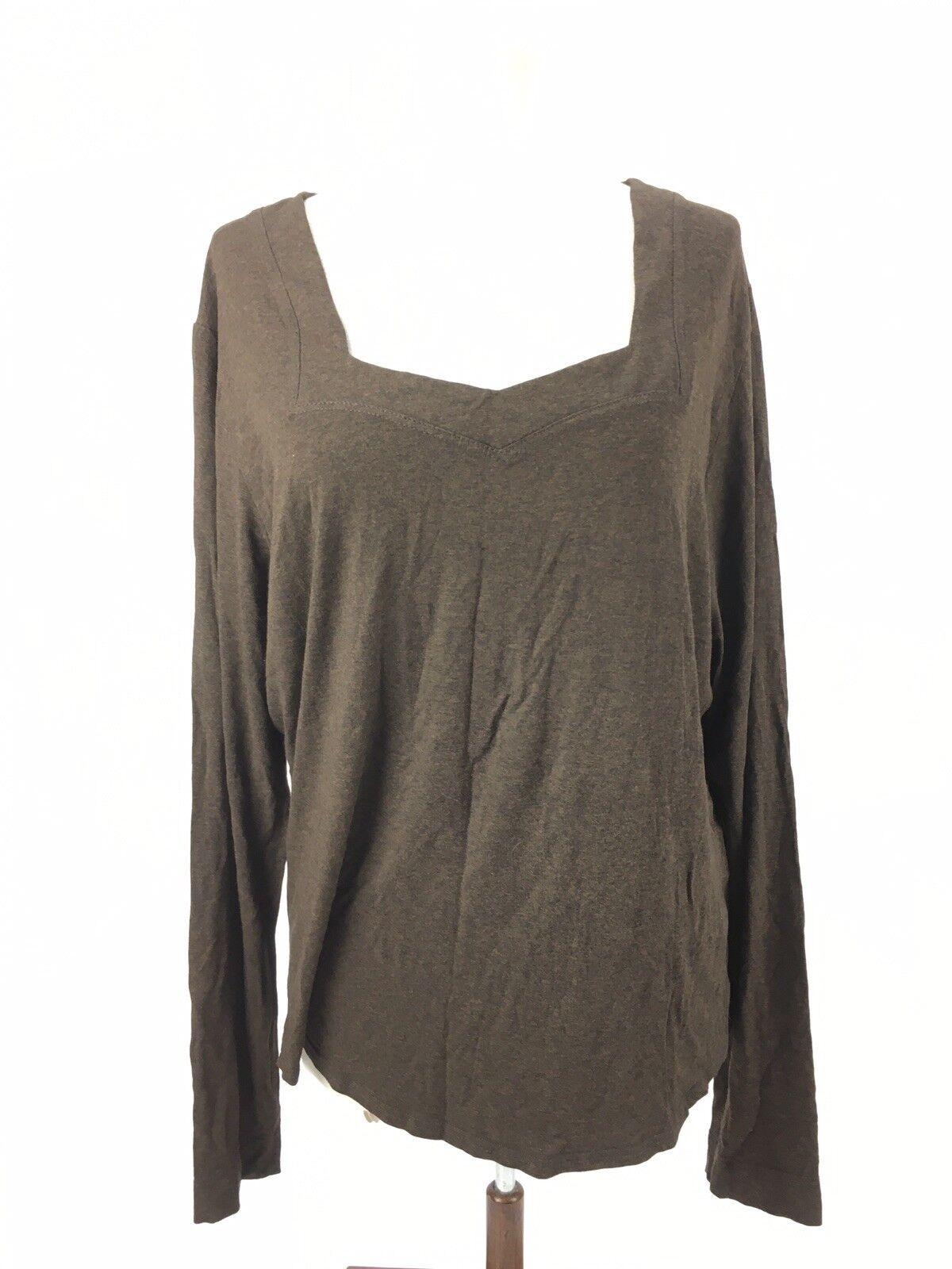 EVA & CLAUDI - Damen Damen Damen Pullover Gr. XXL in Braun | Sale Online Shop  6579a1