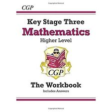 KS3 Maths Workbook (with answers) - Higher: Workbook and Answers Multipack - Lev