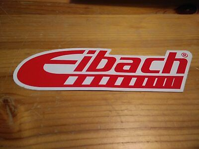 ERS Pro Race Springs Genuine Eibach Springs Decal Small