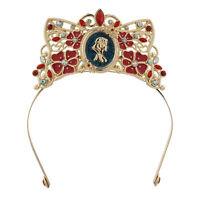 Disney Store Snow White Tiara Costume Headband Girls Dress Up Princess Crown