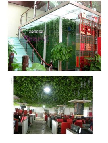 1*Home Decor Fake Foliage Flower 7.5ft Artificial Ivy Leaf Garland Plants Vine