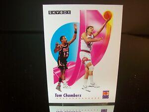Image Is Loading Tom Chambers SkyBox 1991 Card 223 Phoenix Suns