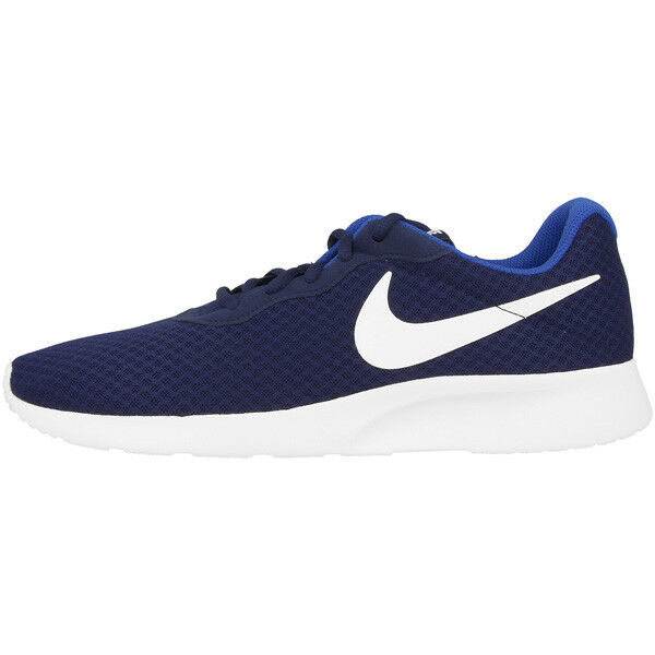 Nike 812654414 tanjun Zapatos  zapatillas zapatillas Navy Blanco 812654414 Nike roshe one Run Free 750e67