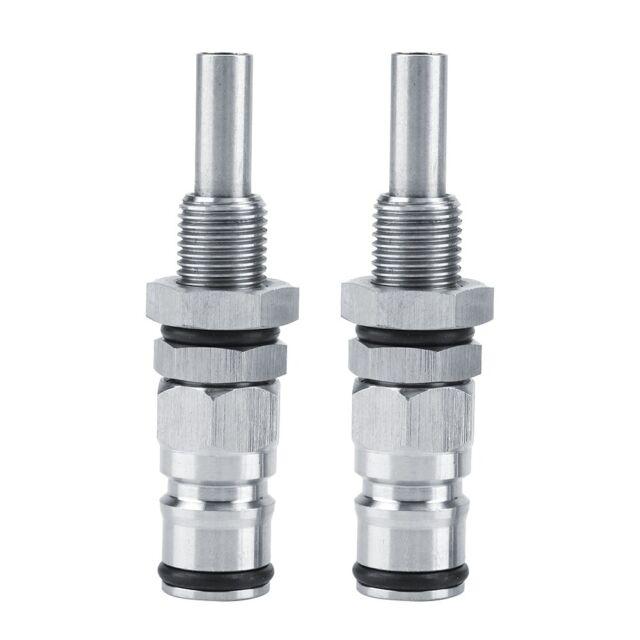 2Pcs Ball Lock Connector Keg Post Keg Posts Coupler for Homebrewing /& Wine Make